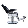 Scaun frizerie barber shop linkon negru k-concept
