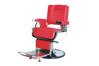 K-CONCEPT - Scaun Frizerie / Barber shop - rosu F2