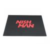 Covor pentru ustensile logo rosu nish man