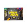 NISH MAN - Covor pentru ustensile - logo galben F2