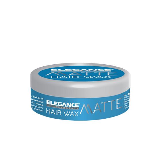 ELEGANCE - Ceară mată 140 ml - albastru F1