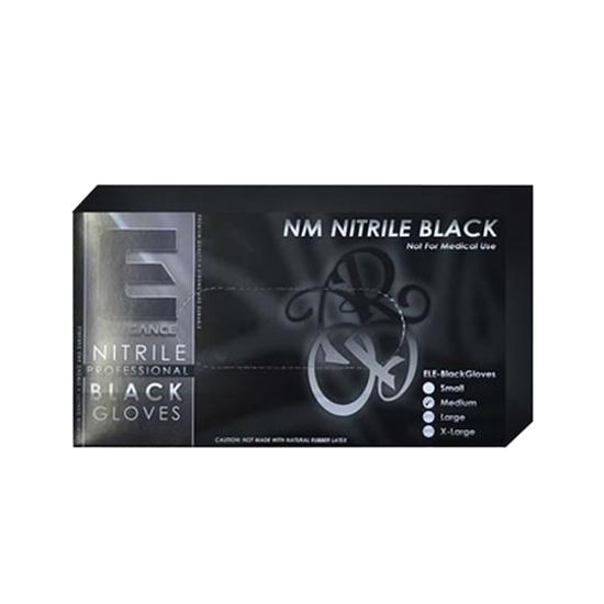 ELEGANCE - Mănuși profesionale nitril 100 buc. - Roz - S F1
