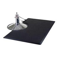 Covoras pad de podea matt pentru frizerie F1 k-concept