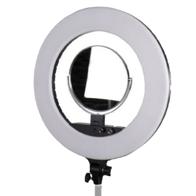 Lampa circulara cu led pentru poze F1