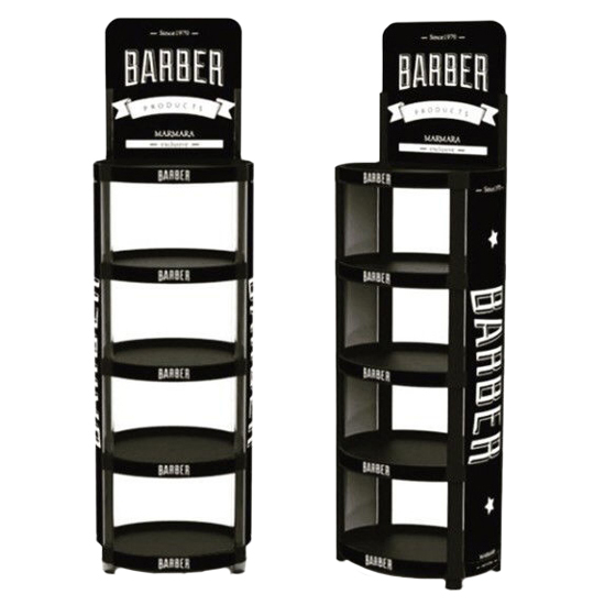 Stand de prezentare produse marmara barber