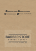 BARBER STORE - Gift Card - 100 lei