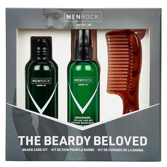 Set Cadou ingrijire barba AWAKENING Menrock