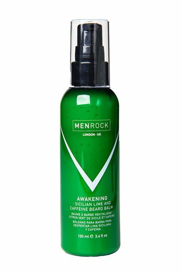 Menrock - Balsam pentru barba Sicilian Lime Coffee