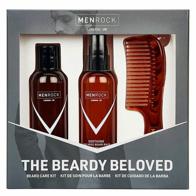 Set Cadou ingrijire barba Oak Moss Menrock
