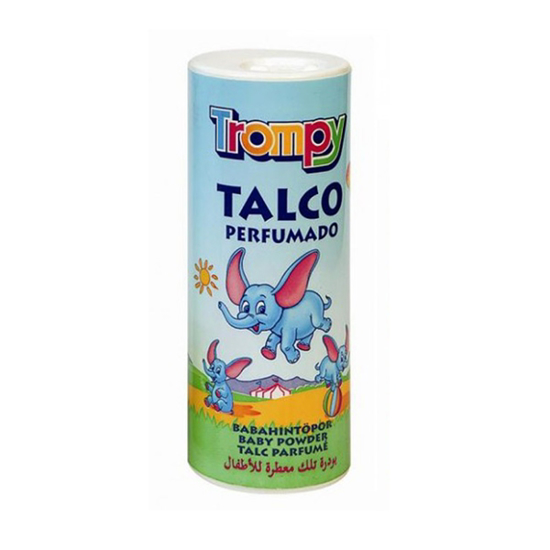 TROMPY - Pudra de talc parfumata - 250 g