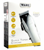 WAHL - Mașină de tuns Super Taper Chrome - cu fir