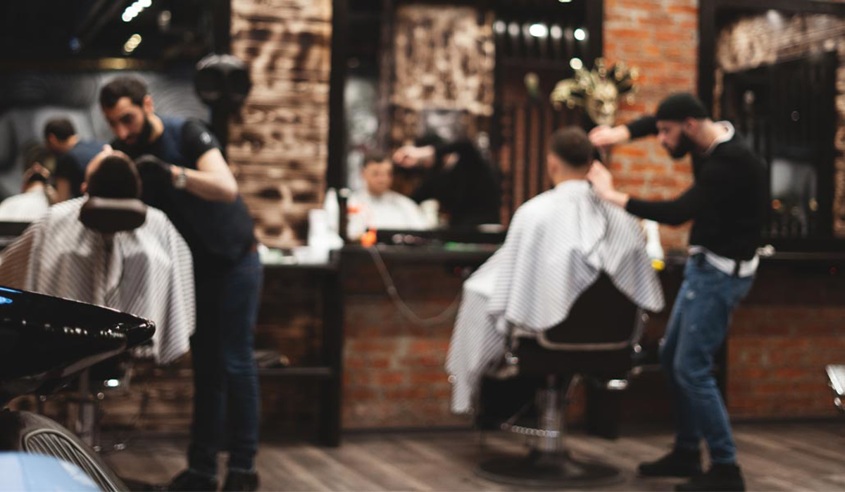 O idee profitabilă de afaceri cu 5000€? Deschide un salon de frizerie!