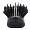 Perie coafat frizerie coafor 9 file - Neagra