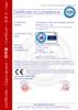 Masti protectie trei straturi certificate CE