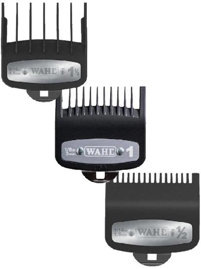 WAHL - Set 3 gratare intermediare - Premium