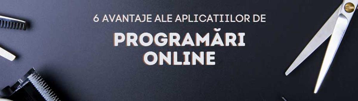6 avantaje pe care le ai dacă utilizezi o aplicație destinată programărilor la saloane