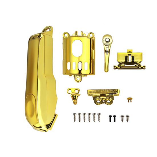 Set carcasa masina de tuns Wahl Magic Clipper cordless - Gold