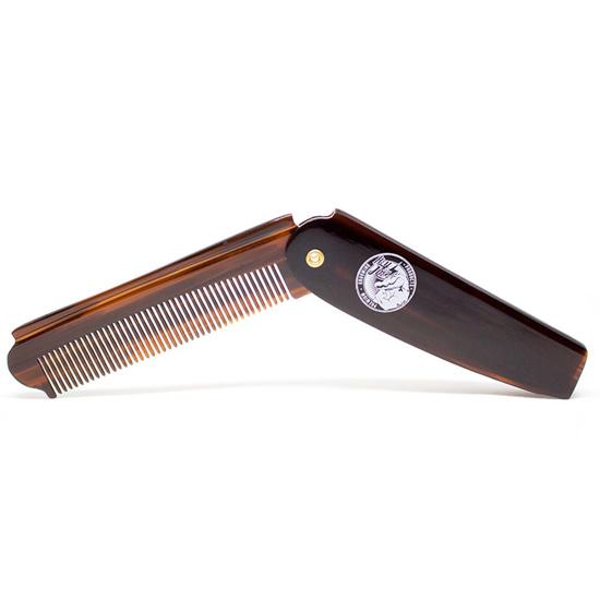 HEY JOE - Pieptene  barba / mustata - Deluxe - Folding Comb