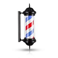 Reclama luminoasa frizerie barber shop m345dd1 barber pole