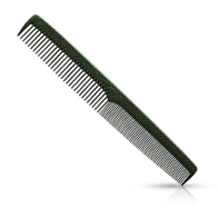 Cesibon 20 - Pieptene frizerie / coafor - verde