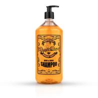 DAPPER DAN - Sampon par natural - 1000 ml