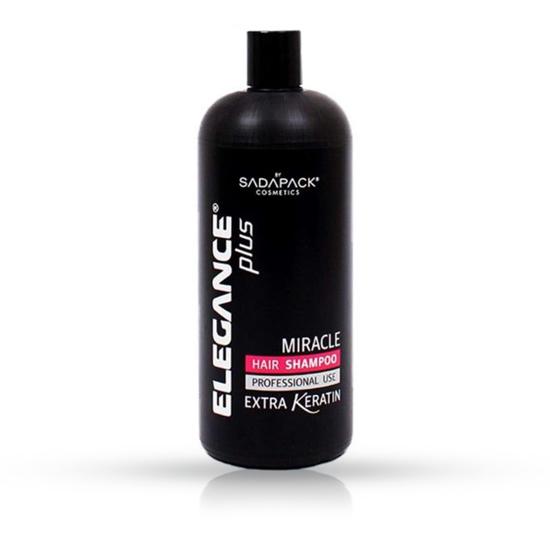 ELEGANCE - Sampon pentru par - Miracle - 1000 ml