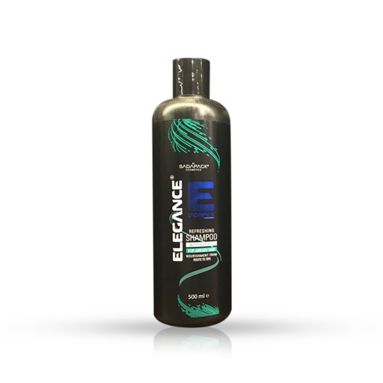ELEGANCE - Sampon revigorant pentru par gras - 500 ml