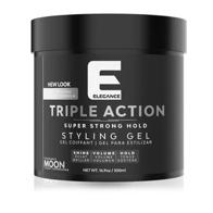 ELEGANCE - Gel de păr - triple action - Gri - 500 ml