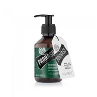 PRORASO - Sampon revigorant de barba - Refreshing - 200 ml