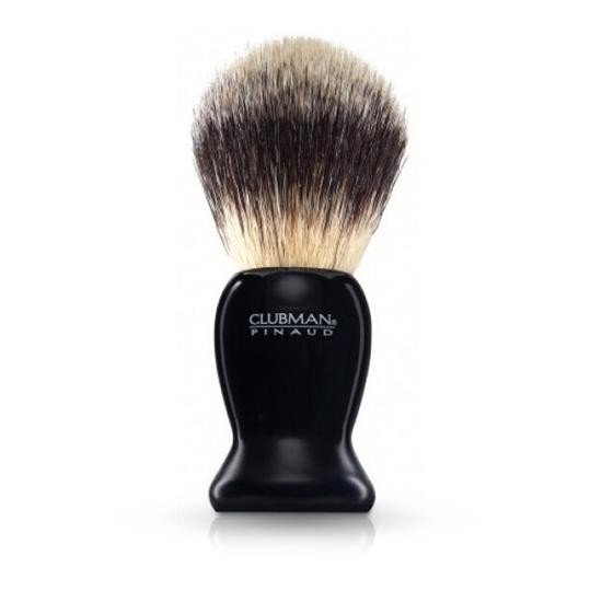 CLUBMAN - Pamatuf pentru barbierit - Negru