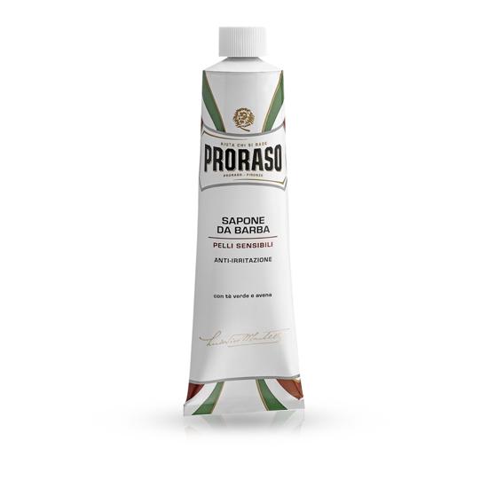 PRORASO - Crema pentru barbierit - Sensitive - 150 ml