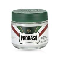 PRORASO - Crema pre shave -Eucalipt and Menthol - 100 ml
