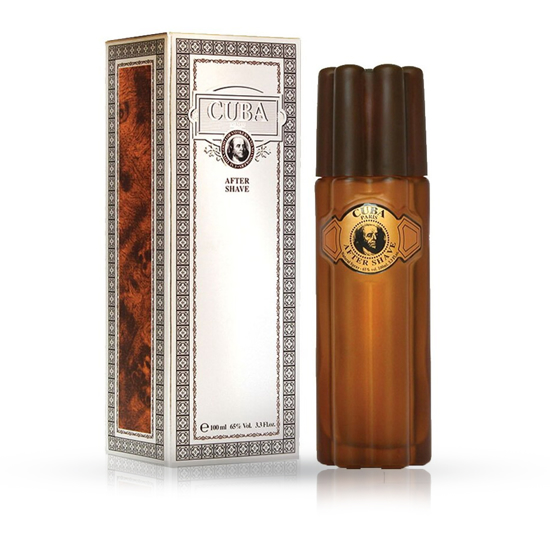 CUBA - After shave - Gold - 100 ml