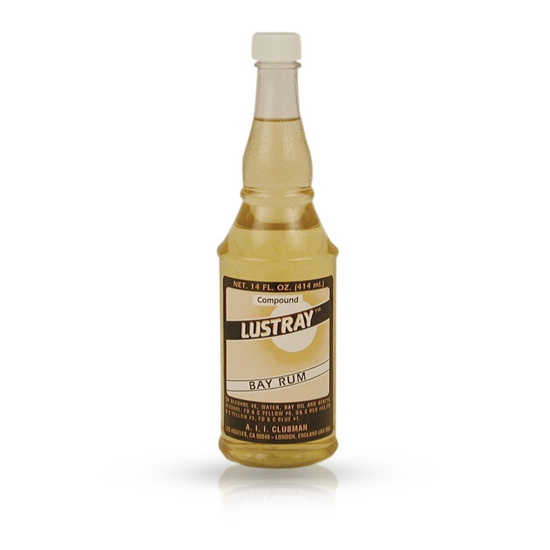 CLUBMAN - After shave - Lustray Bay Rum - 414 ml