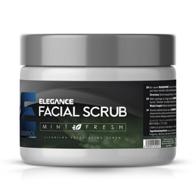 ELEGANCE - Tratament facial - scrub - MINT FRESH - 500ml