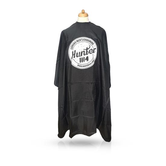 Hunter - Pelerina pentru frizerie - Neagra
