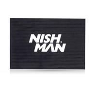 NISH MAN - Covor pentru ustensile - logo alb