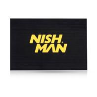 NISH MAN - Covor pentru ustensile - logo galben